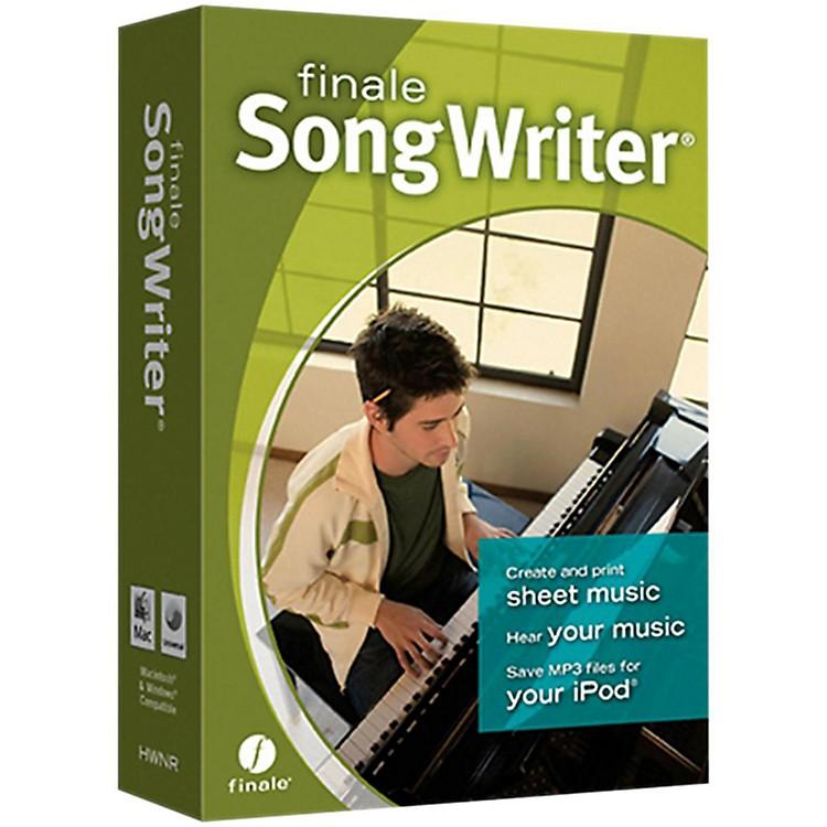 MakemusicFinale SongWriter