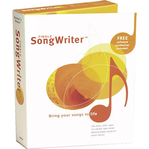 Finale Finale Songwriter