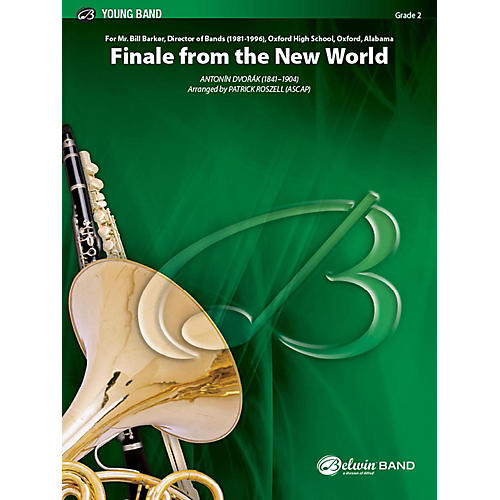 Alfred Finale from The New World Concert Band Grade 2 Set-thumbnail