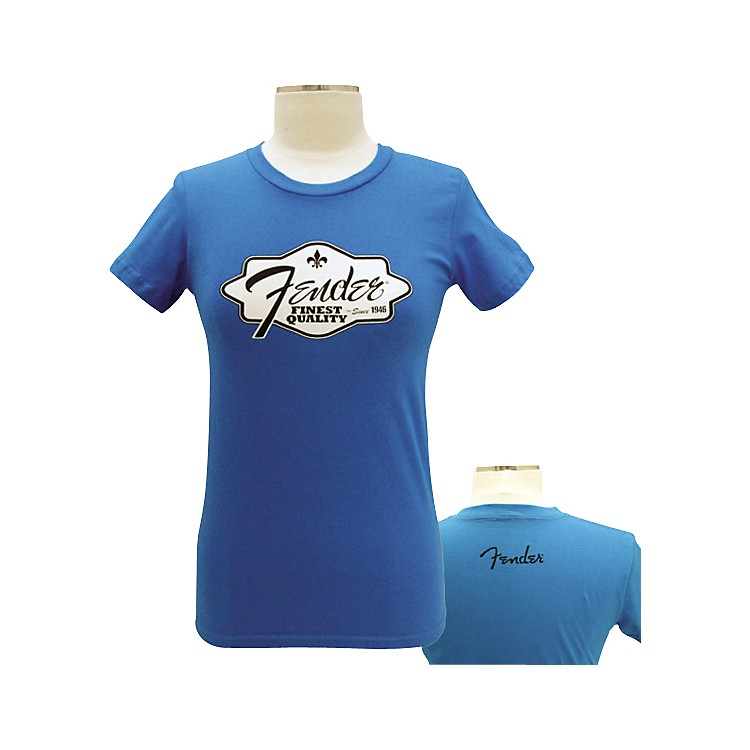 Fender Finest Quality Women's T-Shirt