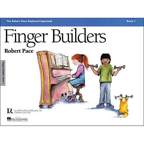 Hal Leonard Finger Builders Book 1 Revised Edition