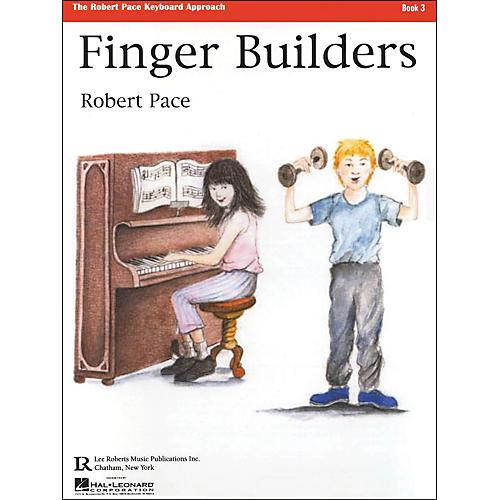 Hal Leonard Finger Builders Book 3 - Piano