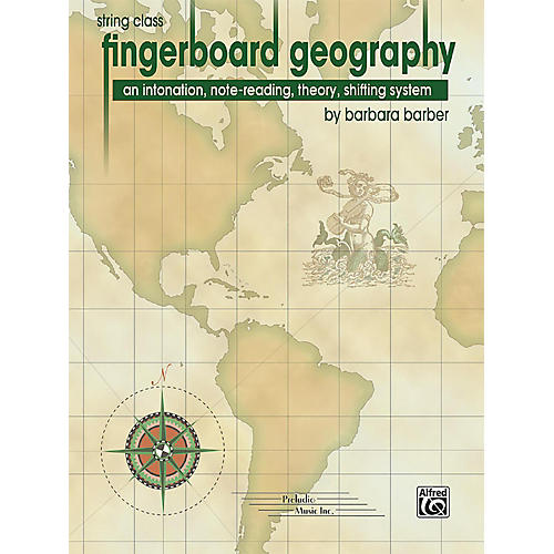 PRELUDIO Fingerboard Geography for the String Class (For Violin, Viola, Cello, and Bass)-thumbnail