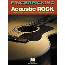 Hal Leonard Fingerpicking Acoustic Rock (Book)