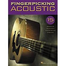 Hal Leonard Fingerpicking Acoustic Solo Guitar Tab Songbook
