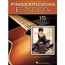 Hal Leonard Fingerpicking Enya 15 Songs Arranged for Solo Guitar In Standard Notation & Tab