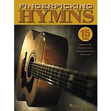 Hal Leonard Fingerpicking Hymns Guitar Tab Songbook