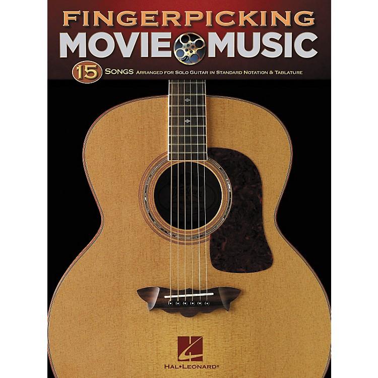 Hal LeonardFingerpicking Movie Music (Songbook)
