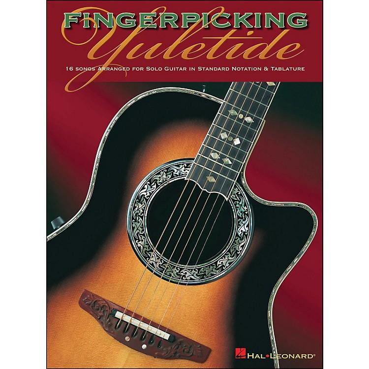 Hal LeonardFingerpicking Yuletide Solo Guitar
