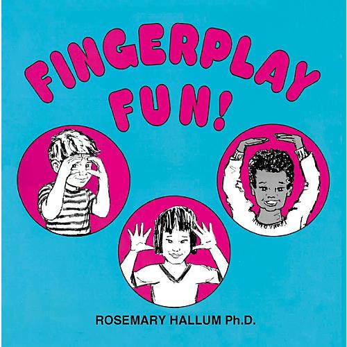 Educational Activities Fingerplay Fun Cd