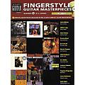 String Letter PublishingFingerstyle Guitar Masterpieces (Book/CD)