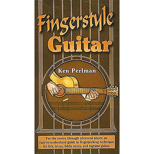 Centerstream Publishing Fingerstyle Guitar (VHS)