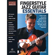 String Letter Publishing Fingerstyle Jazz Guitar Essentials String Letter Publishing Series Softcover Written by Sean McGowan