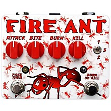 Tortuga Fire Ant Overdrive Effects Pedal