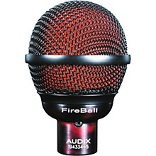 Open Box Audix FireBall Harmonica Microphone