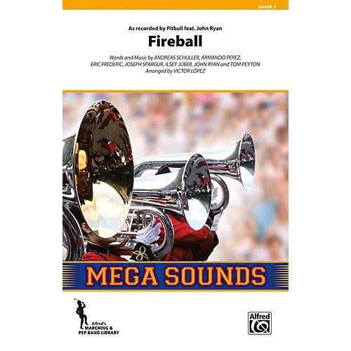 Alfred Fireball Grade 3 (Medium)