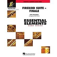 Hal Leonard Firebird Suite - Finale Concert Band Level 2 Arranged by John Moss