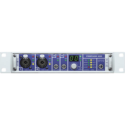 Rme Firface 400 : rme fireface 400 firewire audio interface musician 39 s friend ~ Russianpoet.info Haus und Dekorationen