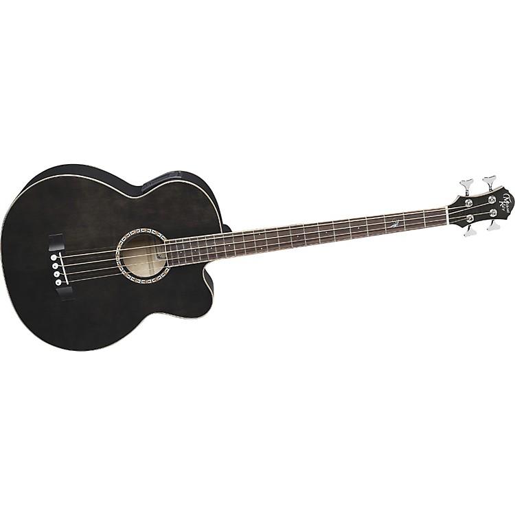Michael KellyFirefly 4-String Acoustic-Electric BassTransparent Black