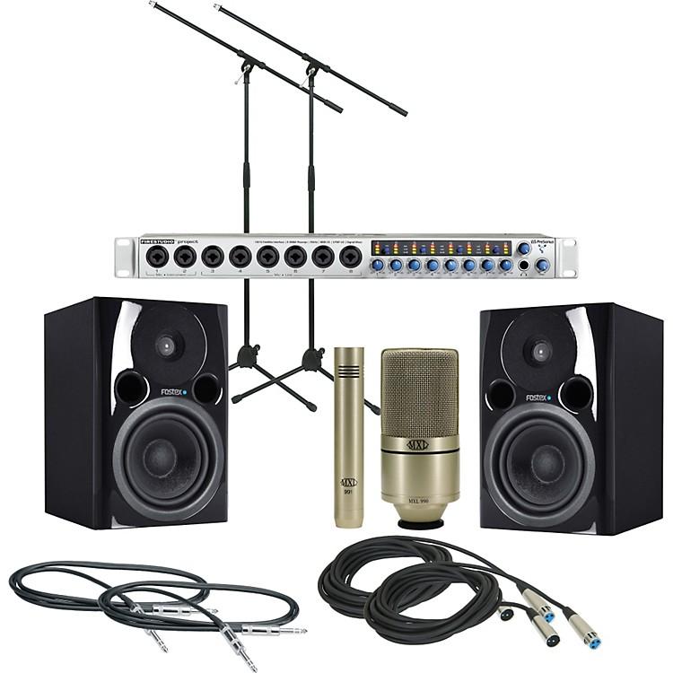 PreSonusFirestudio Project Recording Package