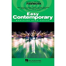 Hal Leonard Firework Marching Band Level 2-3 by Katy Perry Arranged by Michael Brown