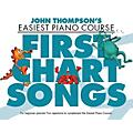 Music Sales First Chart Songs (John Thompson's Easiest Piano Course) Willis Series Softcover-thumbnail