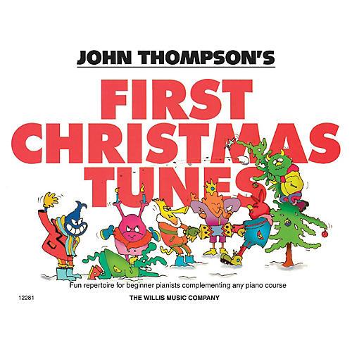 Willis Music First Christmas Tunes (Elem Level) Willis Series Book-thumbnail