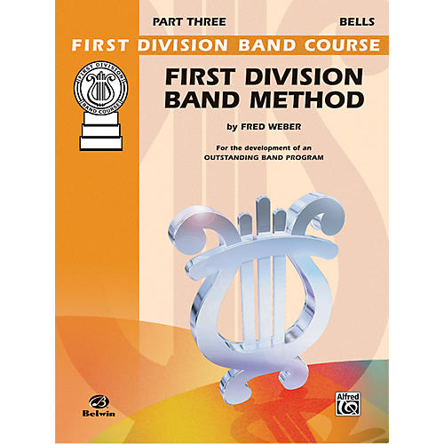 Alfred First Division Band Method Part 3 Bells