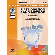 Alfred First Division Band Method Part 3 C Flute