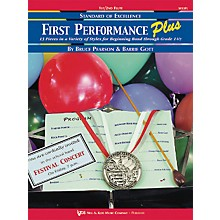 KJOS First Performance Plus 1st/2nd Flute Book