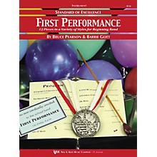 KJOS First Performance Timpani/Percussion