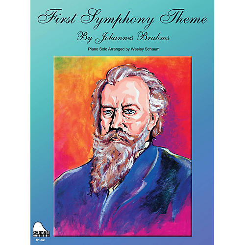 SCHAUM First Symphony Theme Educational Piano Series Softcover-thumbnail