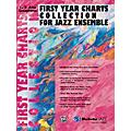 Alfred First Year Charts Collection for Jazz Ensemble 1st E-Flat Alto Saxophone  Thumbnail