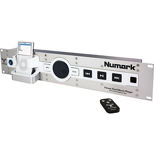 Numark Fit for Sound Rackmount iPod MP3 Player