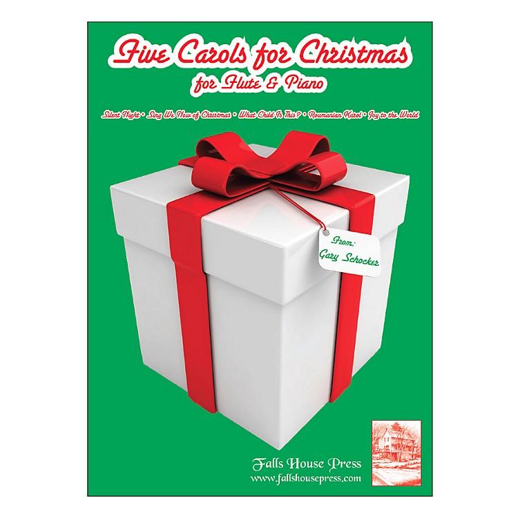 Theodore PresserFive Carols For Christmas (Book + Sheet Music)