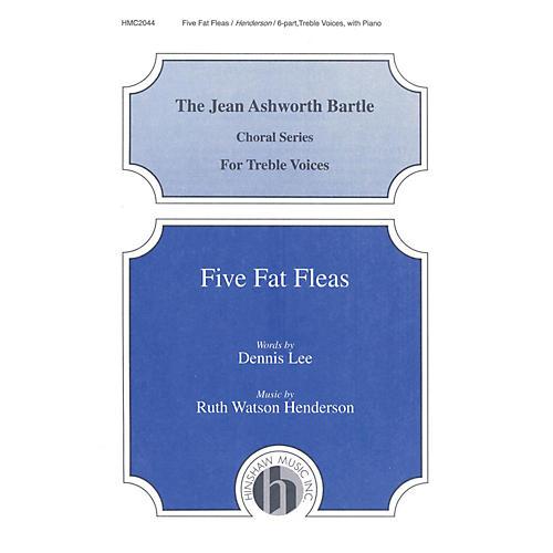 Hinshaw Music Five Fat Fleas composed by Ruth Watson Henderson-thumbnail