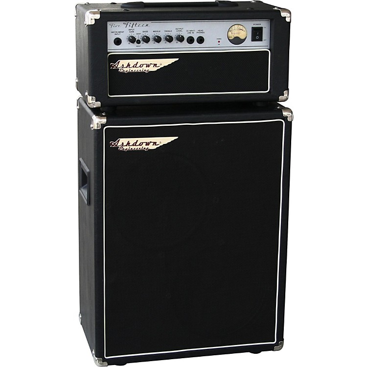 Ashdown Five Fifteen Mini Rig 100W 2x10 Bass Mini Stack