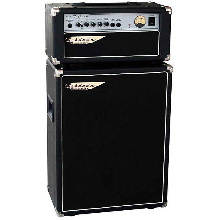 AshdownFive Fifteen MiniRig 100W Bass Amp Head w/ 2x10