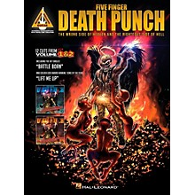 Hal Leonard Five Finger Death Punch - The Wrong Side of Heaven and the Righteous Side of Hell