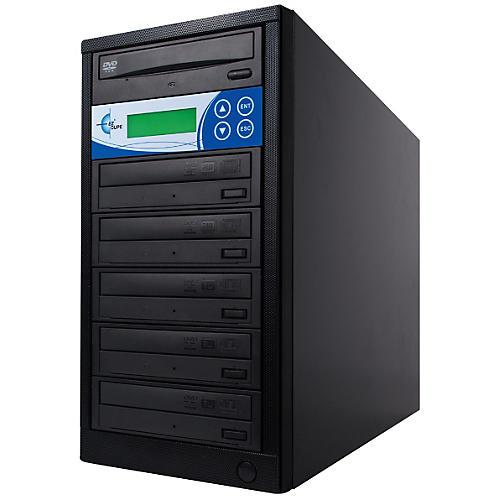EZ Dupe Five Target DVD Duplicator