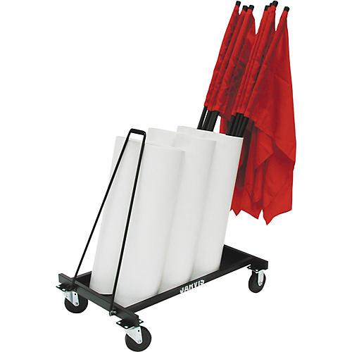Jarvis Flag Cart