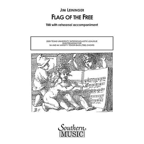 Hal Leonard Flag Of The Free (Choral Music/Octavo Secular Tbb) TBB Composed by Leininger, Jim-thumbnail