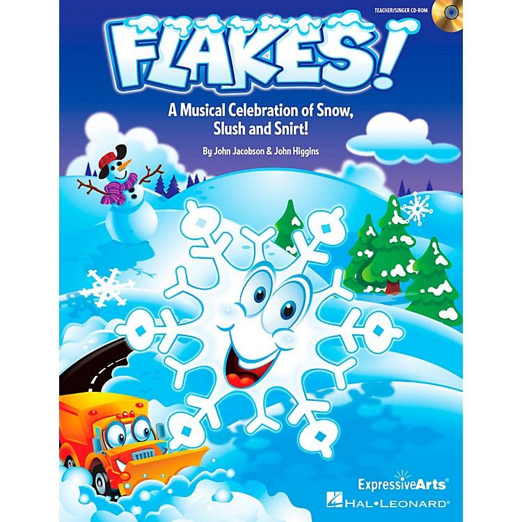 Hal LeonardFlakes!  Musical Celebration of Snow, Slush and Snirt! (Classroom Kit)