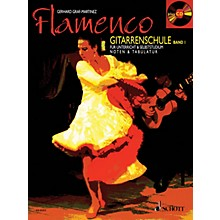 Schott Flamenco Gitarrenschule Band 1 (Book/CD Pack, German Language) Schott Series