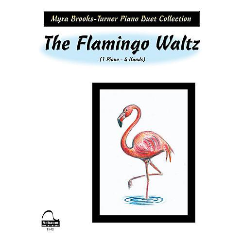 SCHAUM Flamingo Waltz, The (duet) Educational Piano Series Softcover