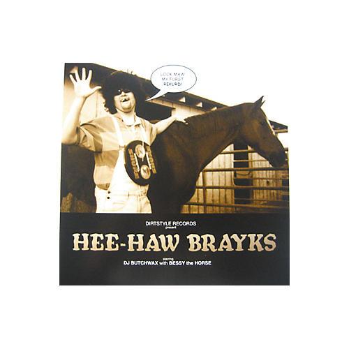 Thud Rumble Flare: Hee Haw Brayks Vinyl