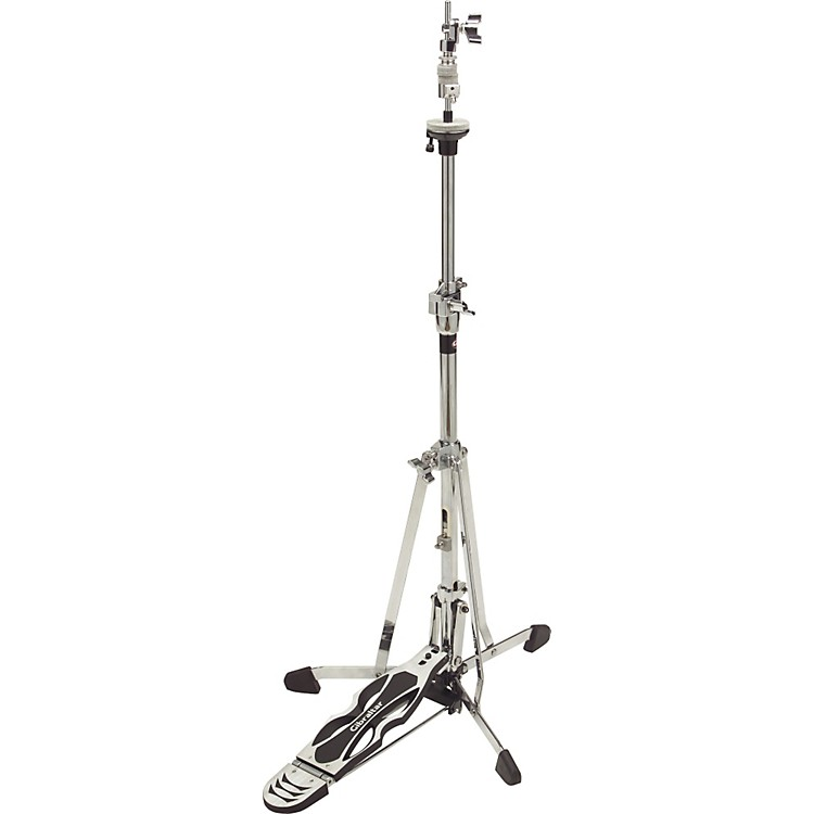 Gibraltar Flat-Base Hi-Hat Stand with Key Tension Adjustment