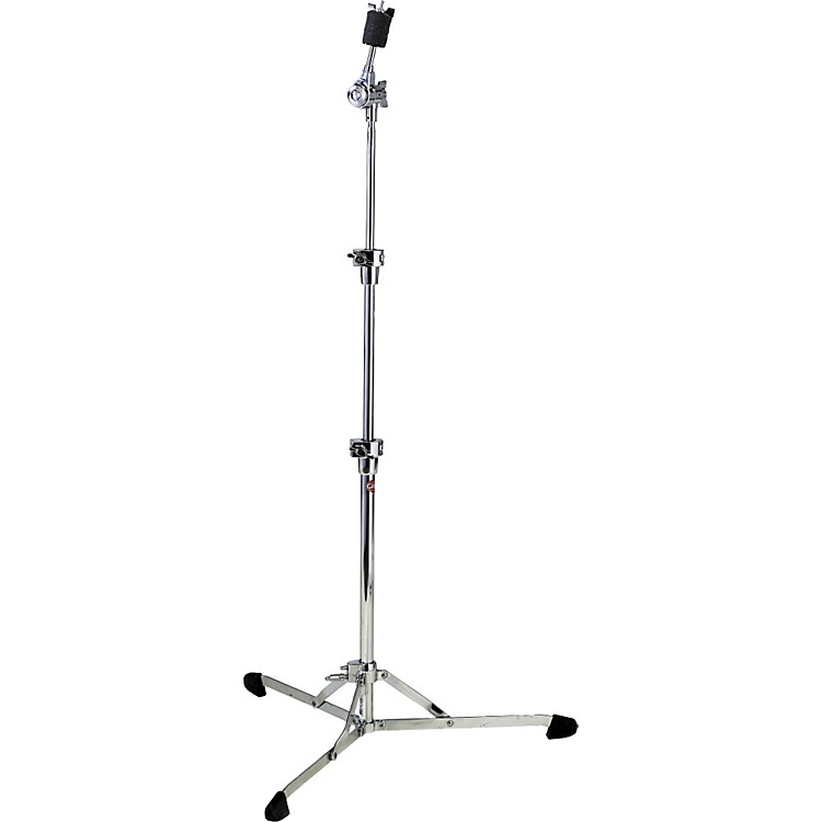 GibraltarFlat-Base Straight Cymbal Stand with Brake Tilter