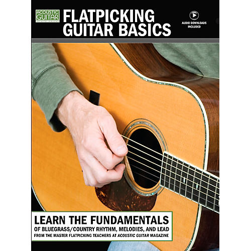 Hal Leonard Flatpicking Guitar Basics Book/CD