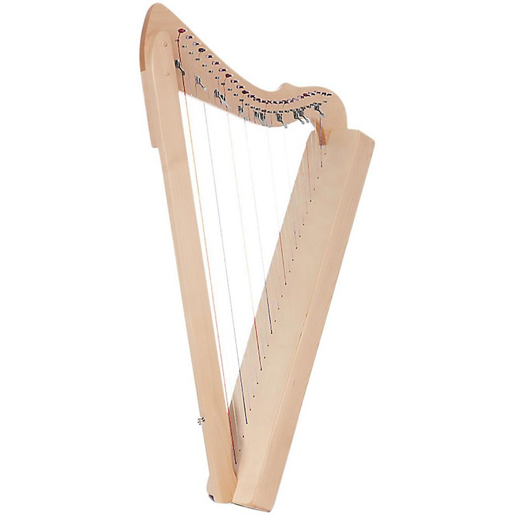 Rees Harps Flatsicle Harp Natural Maple